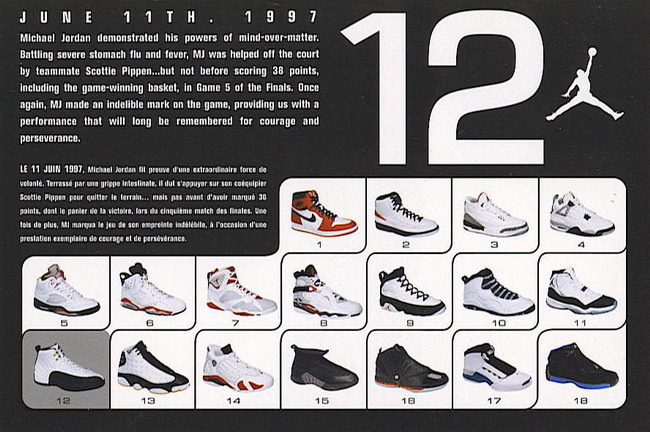 Jordan Retro Card Shoes