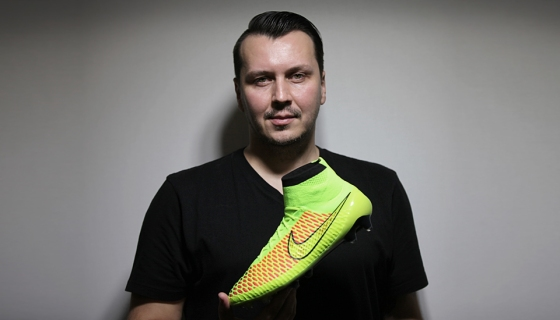 Denis Dekovic, Senior Footwear designer, Nike Soccer