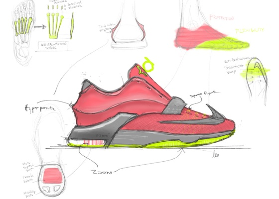Leo Chang sketch design // KD7
