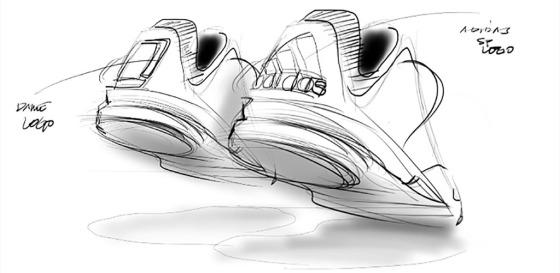Robbie Fuller D Lillard 1 sketch