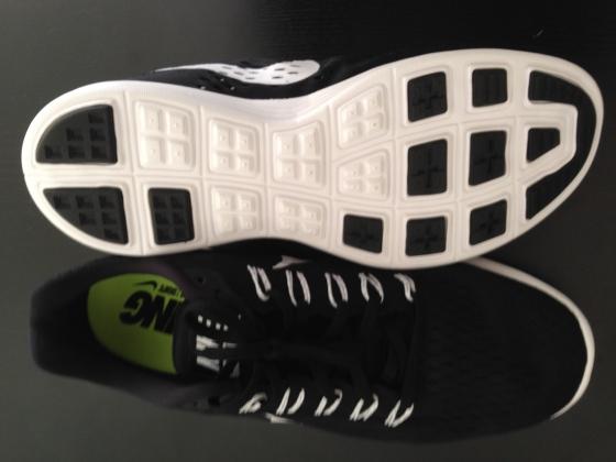 Nike Lunar Tempo outsole