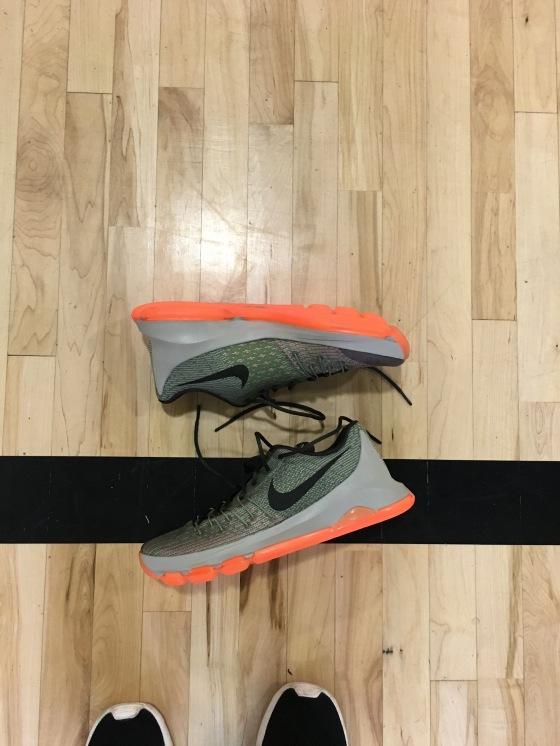 "Nike KD 8 ""Easy Euro"""