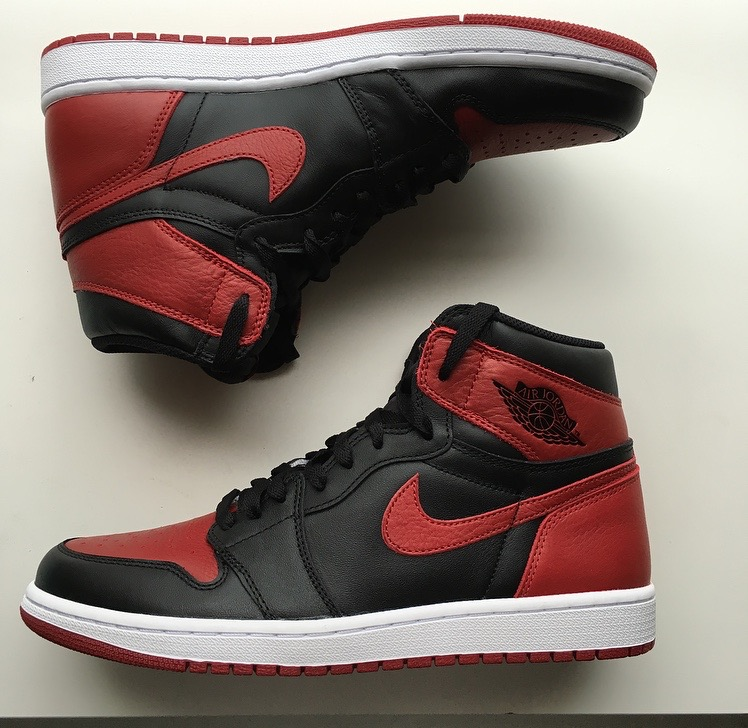 online store d28fb 0a3f0 ... shoes from Nike. the genealogy of the air jordan 1